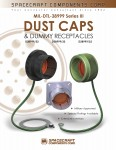 Pages from Spacecraft MIL-DTL 38999 Series 3 Dust Cap and Dummy Receptacle Catalog Cover