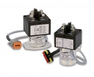 SERIES 28 - 30 (EC) RELAYS WITH ELECTRONICS